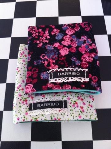 Barribo sommarmössor - blommor - barn - lina barryd
