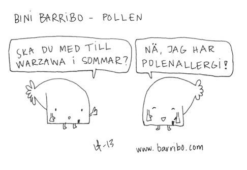 Bini Barribo Göteborgsvits Pollen Lina Barryd-20130607