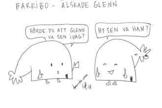 Göteborgsvits Glenn Hysén