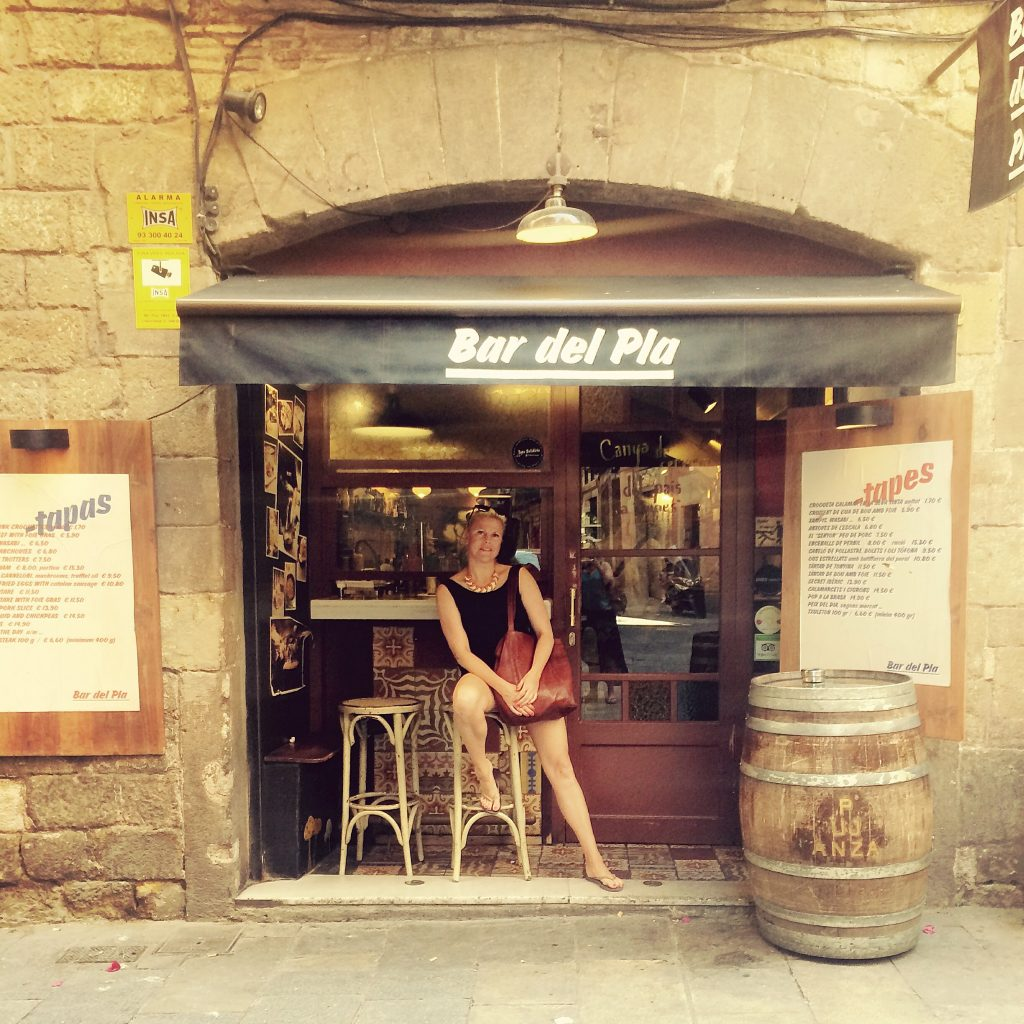Bar del Pla Barcelona Barribo Travels
