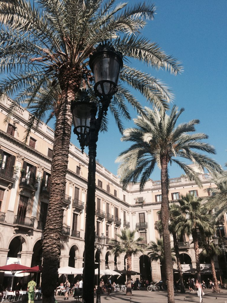 Placa Reial - Barribo