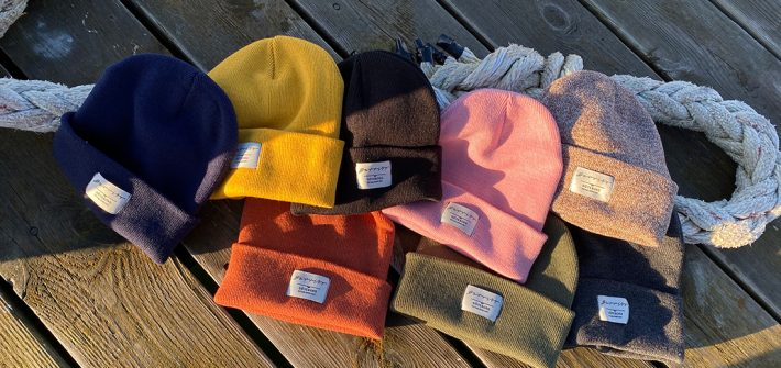Barribo beanies - Lina Barryd