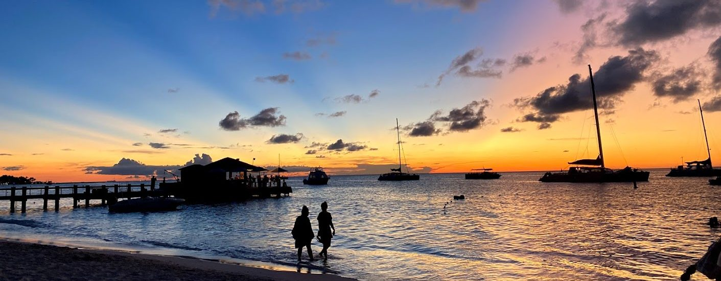 Aruba sunset - Barribo -Lina Barryd