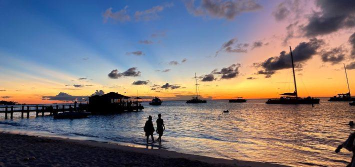 Aruba sunset - Barribo -Lina Barryd