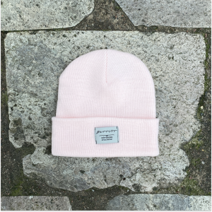 Barribo Beanie Pink Pastel