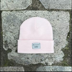 Barribo Beanie Pink Pastel