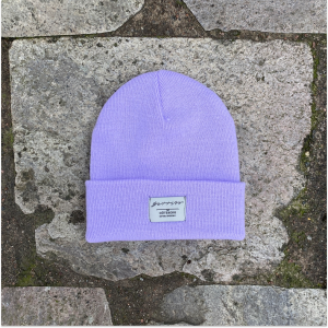 Barribo beanie levender purple