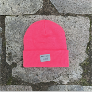 Barribo beanie shock pink