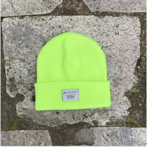 Barribo beanie shock yellow